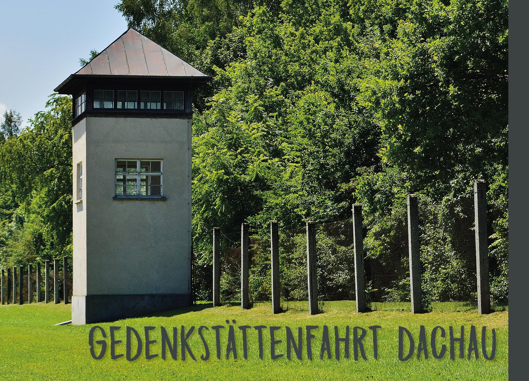 Gedenkstättenfahrt nach Dachau