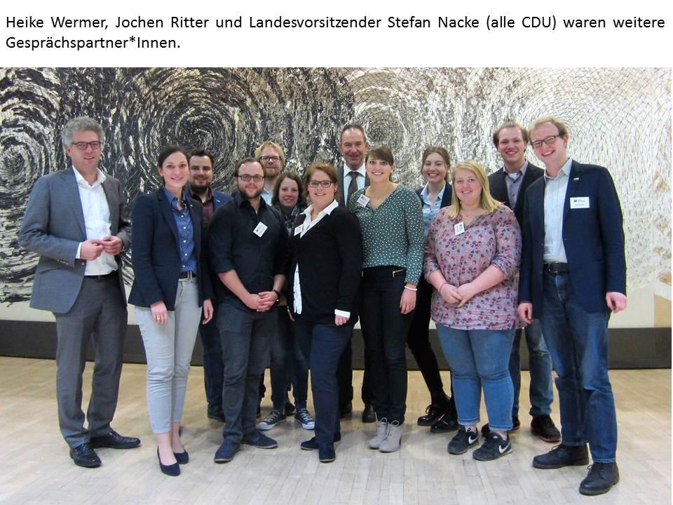 Politik wieder hautnah erleben – Landtag.Live der Kolpingjugend NRW