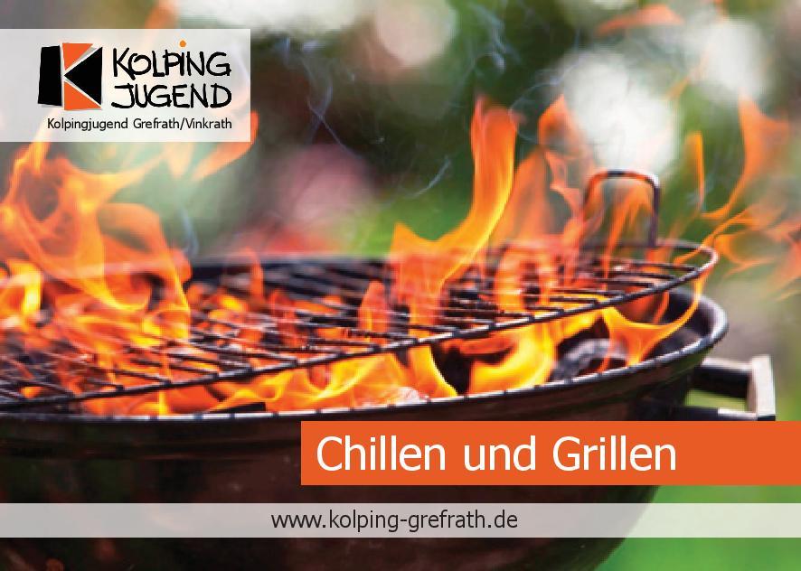 """""""Chillen und Grillen"""" in Grefrath"""