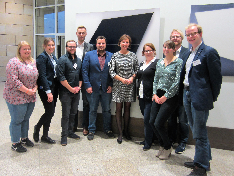 AG Politik goes Brüsseldorf