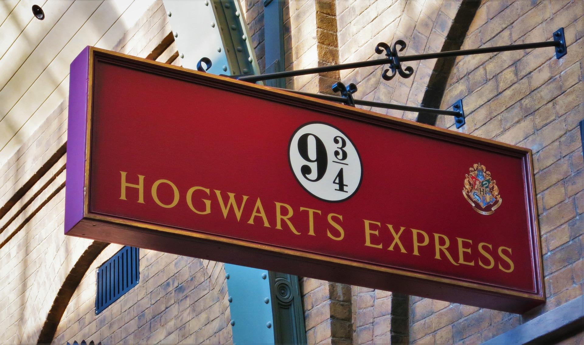 Pfingsten ab Gleis 9 ¾ – Kolping nimmt den Hogwarts-Express