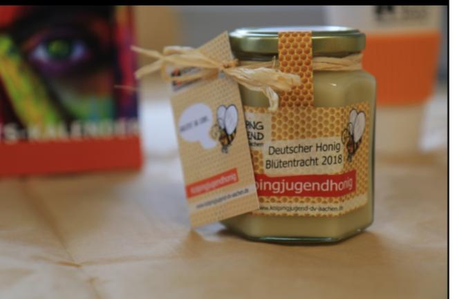 Honig+Schutzgebühr