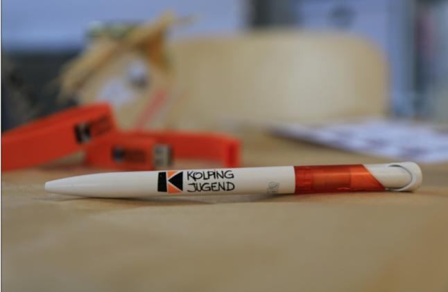 Kugelschreiber+Schutzgebühr