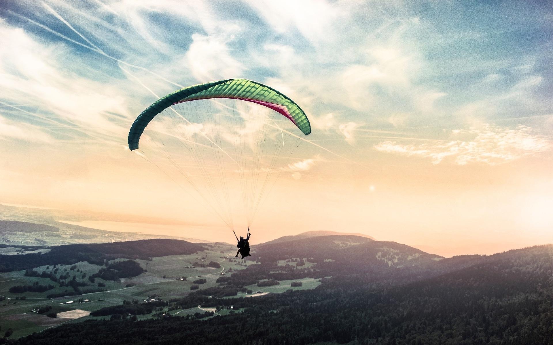 Zwischenfunken – Uns schickt der Himmel