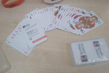 Kartenspiel+Schutzgebühr